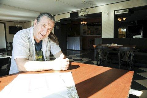Nytt tilbud: Om Kurt Holm ikke får solgt Bruvollen pub og pizzeria vil han gjøre restauranten mer attraktivt for lokalbefolkningen.