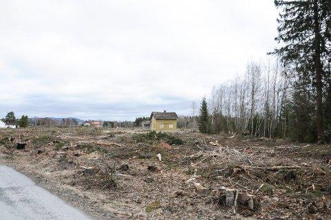 I Linåkerveien 36 utvikler Bjørkelangen Boligutvikling AS 23 boligtomter.