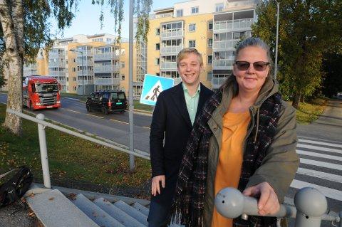 Ny framtid: Utbyggingen av Sørumsand til et større tettsted er allerede i gang, men hva med utviklingen når Sørum og Fet går inn i nye Lillestrøm kommune, spør Thor Christian Grosås (Fet Sp) og Jane Bråthen (Sørum Sp)