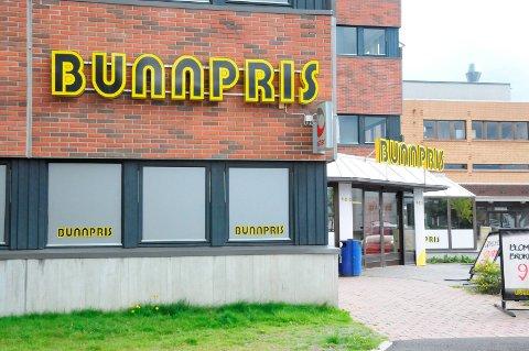 Utsatt for innbrudd: Bunnpris på Sørumsand.