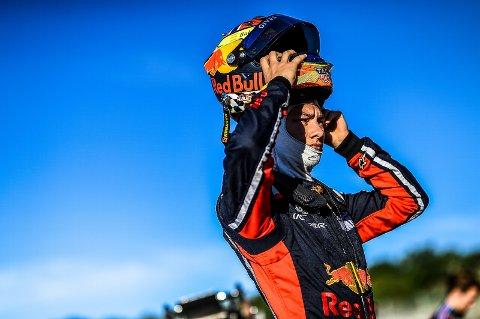 Både treningen og kvalifiseringen foran helgens Formel4-løp i det italienske mesterskapet har vært svært oppløftende for Dennis Hauger fra Aurskog. Foto: redbullcontentpool.com
