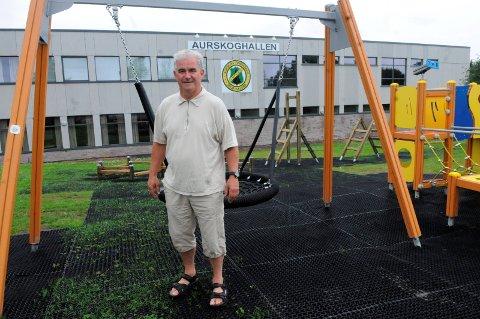 KLAR FOR VIKEN: Jon Syversen fra AFSK er innvalgt som styremedlem i nye Viken idrettskrets.