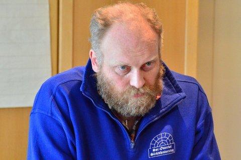 Får han fortsette?: Bygdebokforfatter Frode Myrheim.