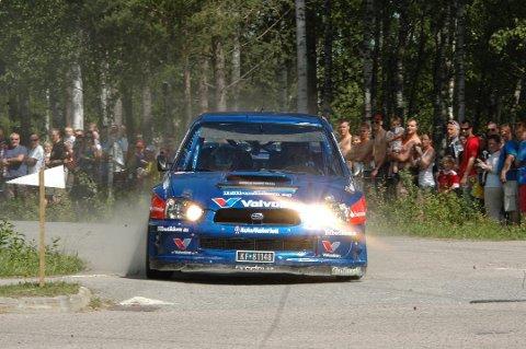 RALLY: Lørdag 1. juni går Aurskog-Hølland Rally av stabelen. I den forbindelse blir en rekke lokale veier stengt.
