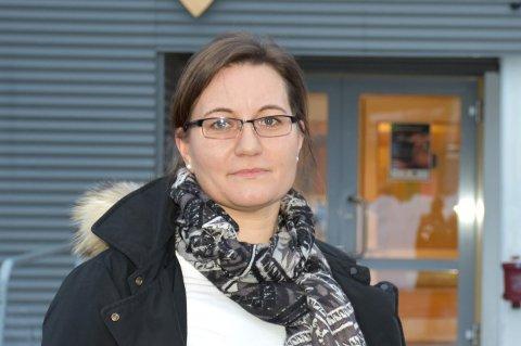 OPPGITT: – Lønnsoppgjøret vil gjøre det enda mindre attraktivt å være sykepleier, sier hovedtillitsvalgt Jana Hoffmann.