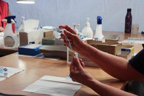 Denne veka er alle kommunane på Jæren i gang med vaksinering av alle som er fødd før 2003.