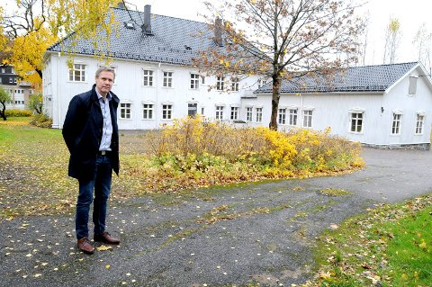 EIER: Det var høsten 2016 at Odd Hyttedalen kjøpte Nedre Gausen.