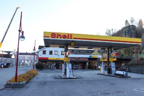 Shell Bilbjørn Holmestrand.