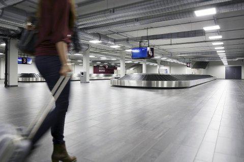 Fortsatt stopp? I flygninger fra England til Norge. Foreløpig gjelder stans fram til klokken 17.00 2. januar. Arkivfoto