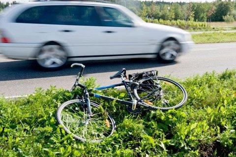 MYE SYKKELSTYR: Dobbelt så mange menn som kvinner oppgir å ha syklet i fylla.
