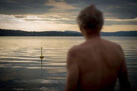 41 SÅ LANGT I ÅR: 67 prosent av dem som har omkommet i drukningsulykker så langt i år, var 60 år eller eldre. (Ill.foto: Redningsselskapet)