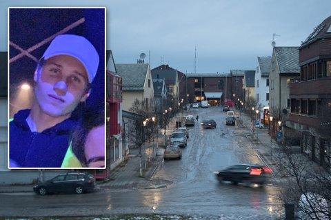 I SØR-VARANGER: Niklas har jobbet for utelivet i Sør-Varanger kommune i ett år.