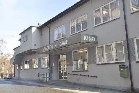 Kjempemåned: Kragerø biograf økte besøkstallet i juli med drøyt 71 prosent i forhold til samme måned i fjor. Foto: Jon Fivelstad