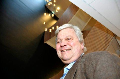 Sjef: Jon Guste-Pedersen er foreslått som administrerende banksjef i den nye banken.