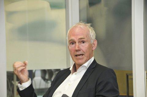 Må nedbemanne: – For å være konkurransedyktig på det internasjonale tablettmarkedet må Vistin Pharma nedbemanne med 20–25 personer ved anleggene i Kragerø, sier administrerende direktør Kjell Erik Nordby.