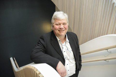 2015-TALL: - Et godt, men ikke suverent år, sier Jon Guste-Pedersen - som la fram Kragerø sparebanks 2015-tall på bankens årsmøte torsdag kveld.