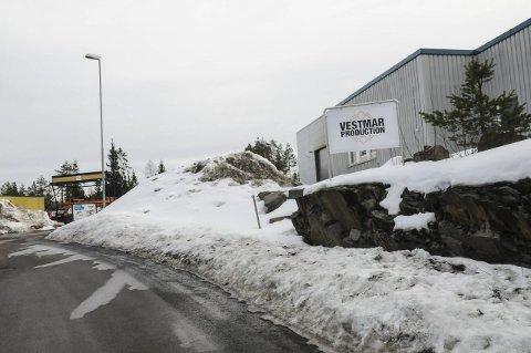 Permitterer: Vestmar Production permitterer 12 ansatte, de ni første fra 17. mars. Foto: Espen Solberg Nilsen