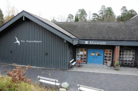 Berg-Kragerø museum bygningen