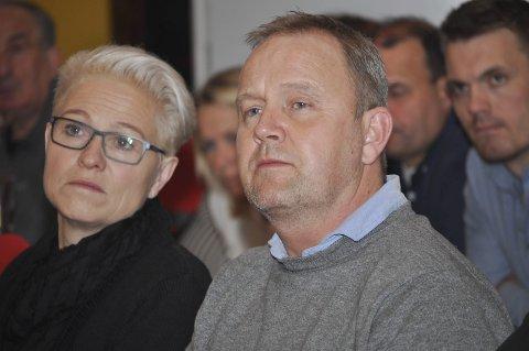 Tar over: Sølvi Wreen tar inntil videre over som gruppeleder i Ap, etter at Grunde W. Knudsen trakk seg. Foto: Jon Fivelstad