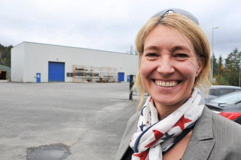 SLUTTER: Daglig leder i Vestmar Production, Tone Lindberg, begynner i ny jobb fra 1. mars.