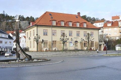 Kultur: Reidar Skoglund (H( mener Jernbanebygget bør brukes som et kunst- og kultursenter. Arkivfoto: Per Eckholdt