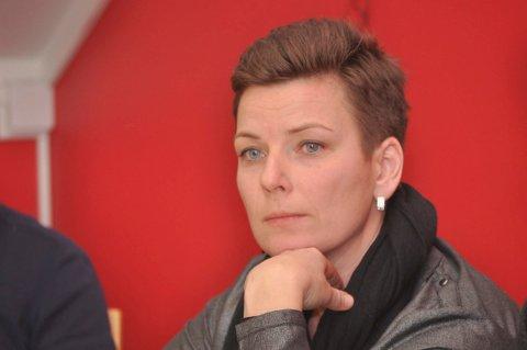 OPPGITT: Jeg orker ikke og gidder ikke være med på noen krig, sier Henriette Fluer Vikre. (Arkivfoto: Jon Fivelstad)