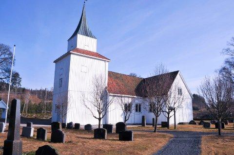 BURSDAG I ÅR: Sannidal kirke ble oppført i 1771.