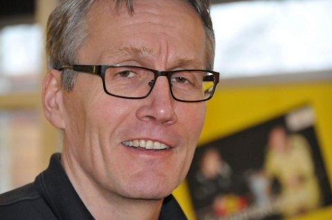 Rask lege: Kasper Buus Jensen syklet Birkebeinerittett på tiden 3 timer og et minutt.