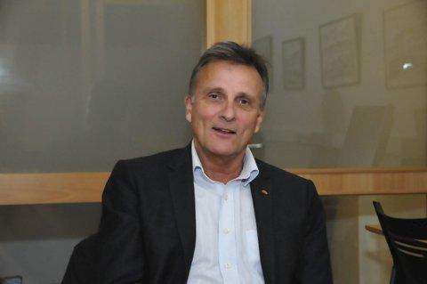 Nedgang: NAV-sjef Terje Tønnessen kan konstatere at arbeidsledighetstallene gikk ned i august.