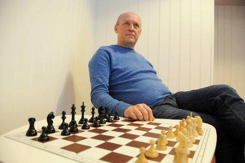 Truls Jørgensen. Kragerø Resort Chess 2018