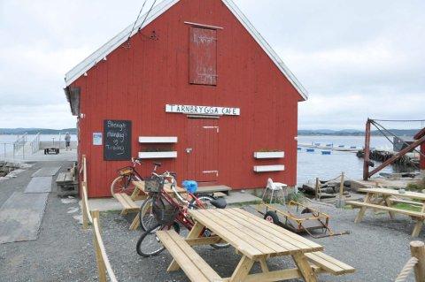 Jomfruland Tårnbrygga Cafe