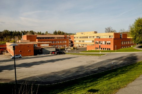 Kragerø Videregående skole.