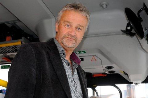 HAR SØKT: Bernt Dahle har søkt på jobb i selskapet E134 Haukelivegen AS.