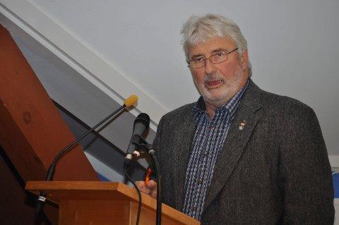 Øyvind Olsen, SV sier at saken om parkeringsfoskriften må opp til ny behandling.