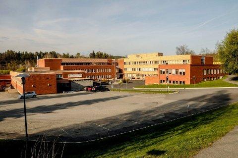 Kragerø videregående skole. (Arkivfoto)