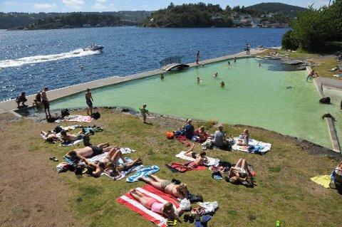 KRAGERØFEST: !9. og 20. juli arrangeres den nye festivalen Kragerøfest på Gunnarsholmen i Kragerø.