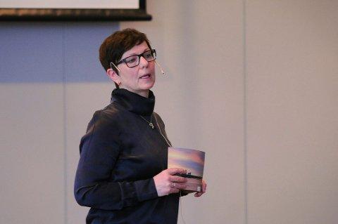 ANSATT: Jorid Heie Sætre blir Kragerøs nye plan- og bygningssjef. Hun starter i stillingen 5. august.