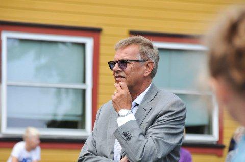 SLUTTER: Kragerømannen Erling Laland gir seg som kommunalsjef for oppvekst og undervisning i Drangedal. 1. september tiltrer han stillingen som rektor på Levansgsheia skole.