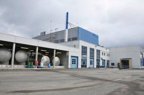 STOR AKTØR: Vistin Pharma holder til i Kragerø næringspark.