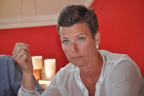 FREMMET FORSLAGET: Det var Henriette Fluer Vikre (Frp) som fremmet forslaget om å innvilge dispensasjonen.