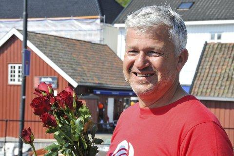 HAR TRUA: Jone Blikra tror det blir en verdig og fin feiring i Kragerø, til tross for at de store folkemengdene uteblir.
