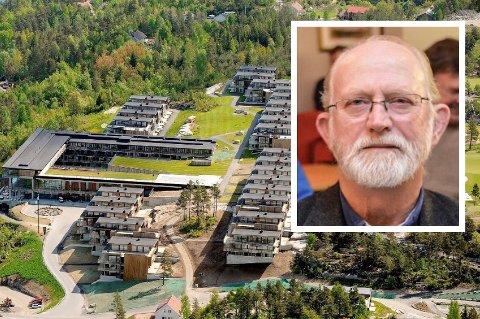 KLAR MENING: Kjell Ove Heistad (Ap) oppfordret Ivar Tollefsen til å trekke klagen på kommunestyrets vedtak.