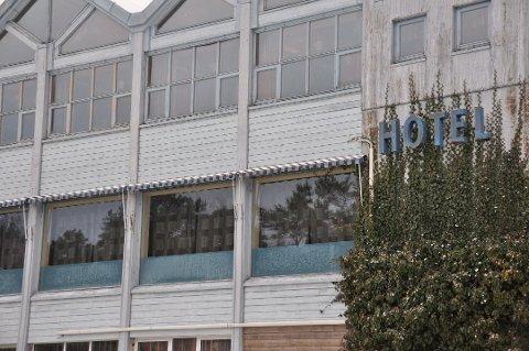 Husnes Hotel er seld, men det er ikkje planar om hotelldrift i hotellet.