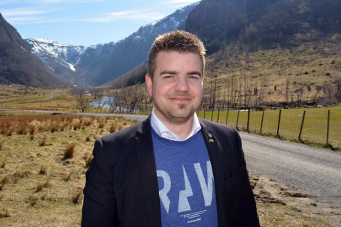 Hans Inge Myrvold. (Arkivfoto).