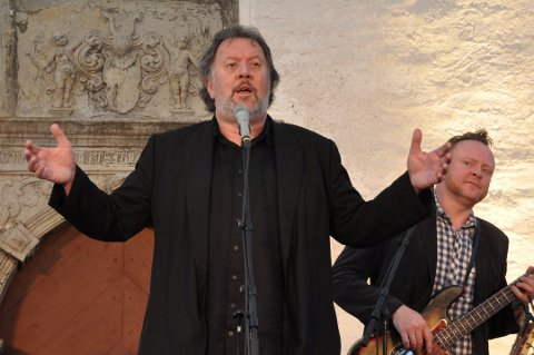 Bjørn Eidsvåg er tilbake i baroniet denne veka. Det er ledige billettar til ein av konsertane 21. juli. (Arkivfoto)