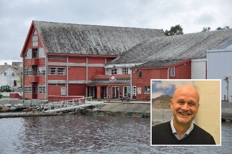 Kinosjef Jan Petter Myhre håpar å få kinodrifta i Halsnøy samfunnshus på beina igjen. (Arkivfoto).