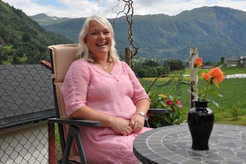 Anne-Grethe Kjærstad Berge blir ny rektor, eller einingsleiar, på Skarveland skule på Sandvoll. (Arkivfoto).