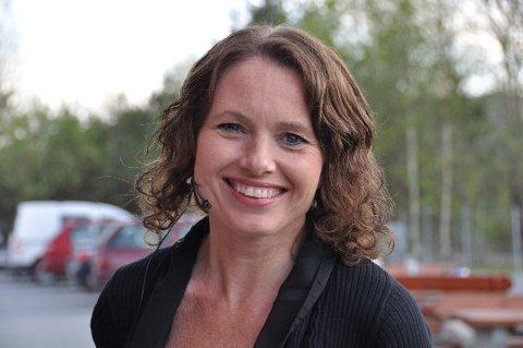 Lilli Britt Urheim blir ny rektor ved Husnes Ungdomsskule. (Arkivfoto).