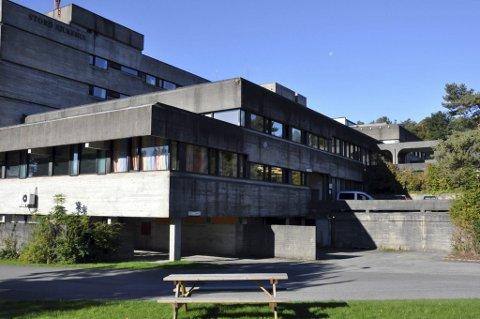 FØREBUDD: Stord sjukehus er klargjort til å ta imot fleire covid 19-pasientar. Arkivfoto