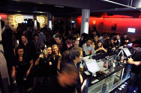 BAR: På laurdag blir det igjen liv og røre på Bar 5460 på Husnes. (Arkivfoto)